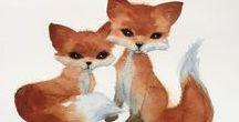 Fox in Art 5