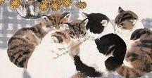 Cat Art 9