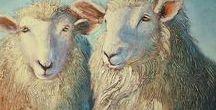 Sheep & Lamb in Art / ART