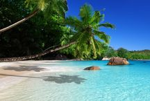Relax / Escape to these destinations. You are sure to forget all your problems!