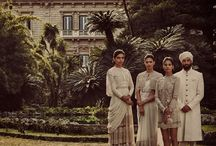 Palermo Collection by Sabyasachi / Sabyasachi uneviled another collection for Spring Summer 2017 weddings called Palermo afternoons. The brand understands the importance of destination weddings and what it is to marry in beautiful locales such as Lakme Como Italy, Saint Tropez, Monte Carlo, Normandy and so on. The collection was a huge departure from Sabyasachi's traditional style and had a western couture look and feel. Jewelled collars and his maharani style blouse was back in fashion. Whimsical beaded embroideries, delicate tulles and subtle colours made this collection a must have for summer weddings. Book your Sabyasachi collection for destination weddings with Bridelan.Sabyasachi uneviled another collection for Spring Summer 2017 weddings called Palermo afternoons. The brand understands the importance of destination weddings and what it is to marry in beautiful locales such as Lakme Como Italy, Saint Tropez, Monte Carlo, Normandy and so on. The collection was a huge departure from Sabyasachi's traditional style and had a western couture look and feel. Jewelled collars and his maharani style blouse was back in fashion. Whimsical beaded embroideries, delicate tulles and subtle colours made this collection a must have for summer weddings. Book your Sabyasachi collection for destination weddings with Bridelan Sabyasachi uneviled another collection for Spring Summer 2017 weddings called Palermo afternoons. The brand understands the importance of destination weddings and what it is to marry in beautiful locales such as Lakme Como Italy, Saint Tropez, Monte Carlo, Normandy and so on. The collection was a huge departure from Sabyasachi's traditional style and had a western couture look and feel. Jewelled collars and his maharani style blouse was back in fashion. Whimsical beaded embroideries, delicate tulles and subtle colours made this collection a must have for summer weddings. Book your Sabyasachi collection for destination weddings with Bridelan.