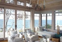Beach Home Getaway / Longing for a long or short vacation in paradise but still want to feel like home? Cottage, Lake and Beach Home life is where it's at!