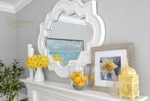 Mantle Ideas / by Jessica