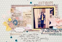 Scrapbooking Inspo: Layouts / by Juanna Hope Sia