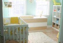 nursery ideas / by Jessica