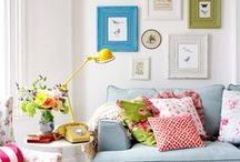 Smart Spaces / Great rooms and clever ideas for the home. / by Katy Jenks