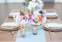 Table Settings / by Juanna Hope Sia