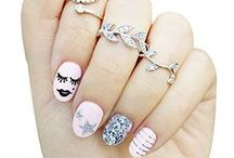Nail Art / Nails and Nail Art Inspiration