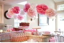 Kourtney's Baby Shower / by Sidney Prideaux