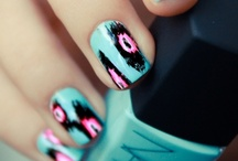 Nails!!! / by Sidney Prideaux