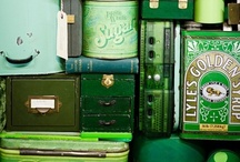Feeling Green / Just because I like the colour green...! / by Susie Gray