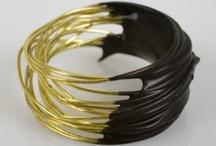 bracelets, cuffs, bangles... / by Lindiwe Coyne