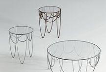tables: dining, coffee, side... / by Lindiwe Coyne