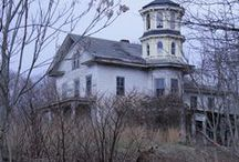 ~Abandoned - Neglected~ / by Maureen M.