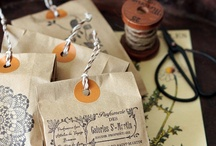 All Wrapped Up / Great things come in small, beautiful packages! / by Susie Gray
