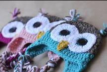 Crochet ideas / by Jessica