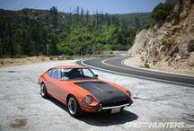 Datsun & Nissan / by David Wiedmann