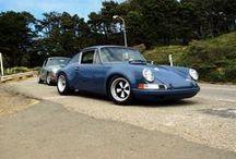 Porsche  / by David Wiedmann