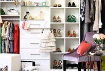 Covetable Closet Organization