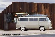 VW Type 2's / by David Wiedmann