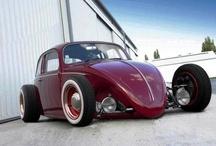 VW Volks rod / by David Wiedmann
