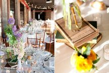Wedding Florals, bouquets and decor