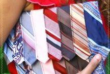Men's neck ties / by Beth Williams Tatum