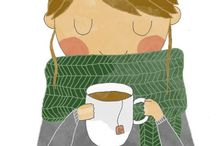 Illustration / by Juanna Hope Sia