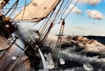 NAUTICAL - Catch the Wind in your Sails / by Deborah G.
