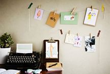 Workspace / by Juanna Hope Sia