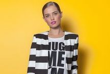 YELLOW & STRIPES / by SUITEBLANCO