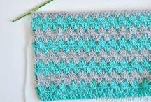 Stitch by Stitch, Knot by Knot / Crocheting patterns / by Eb Brawner