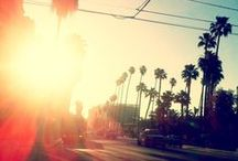 outdoor • photo • flare