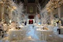 Winter Weddings / Snow Business can give any wedding a touch of magic using our huge range of real and artificial snow and winter effects. From transforming your venue into a magical winter wonderland, to turning a woodland area in to an enchanted forest, we do it all. We also do falling self-clearing snow machines, from a light flurry to covering a festival field. Please do not hesitate to call us: Tel: +44 (0)1453 840 077 or email: snow@snowbusiness.com