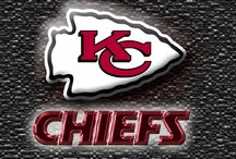Chiefs!!! / by Christina Delgado