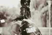 Girls & Motorcycles
