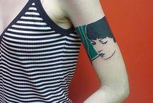 La Ink / Tattoos. Ink in the skin.