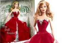 Barbie Dolls for the Holidays