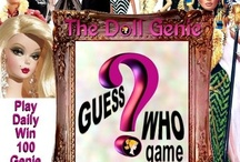 Doll Genie Magic Carpet Club / Barbie Dolls Galore - Join the Magic Carpet Club - IT'S FREE - Play Games, Win Prizes and Discounts - Enter our Monthly Barbie Doll Contest - Barbie Message Board & Blog