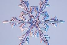 ♥*Beautiful Snowflakes & Kaleidoscopes*♥ / by Karen Lambert Allard