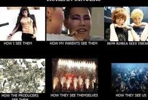 한국사람들