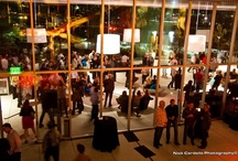 Weddings and Parties at Tampa Museum / The Museum offers exquisite spaces for weddings, parties & corporate events.. Rental spaces include lobby receptions for 300-400 people, seated dining for 200-250 people.  www.TampaMuseum.org