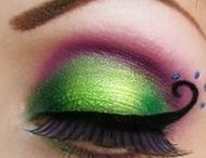 Outer beauty / Makeup, hair, nails, the works