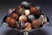 Who Loves Chocolate? / Who loves chocolate? All you need is love, but a little chocolate now and then doesn't hurt.