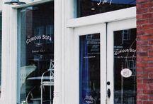 Cafés & Shops