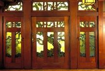 Doors-Windows-Stained glass / by Kathleen Frome Brown