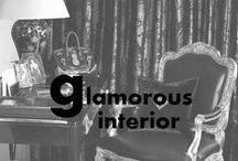 glamorous interior