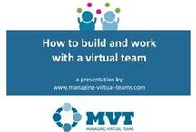 Articles by MVT / Published articles by Managing Virtual Teams