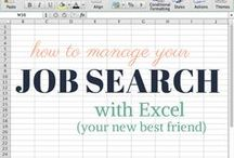 Job Search / Tips and tricks to a successful job search