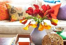 Flowers to brighten up your home